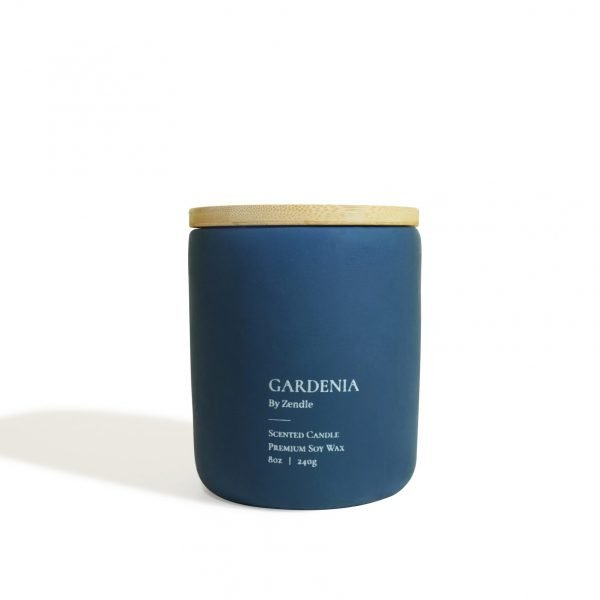 Gardenia (Lid) scented candles